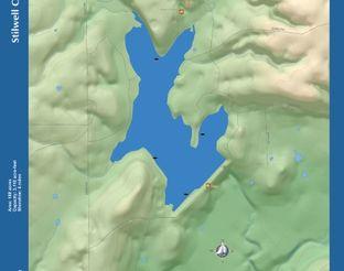 View Stilwell City Lake Map