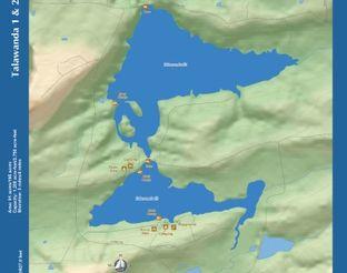 View Talawanda Lakes 1 and 2 Map