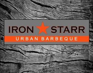 View Iron Starr Urban Bar-B-Q Lunch & Dinner Menu