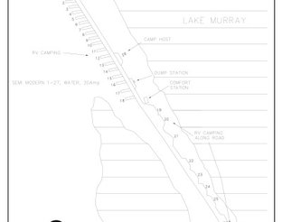 View Tipps Point Campground Map