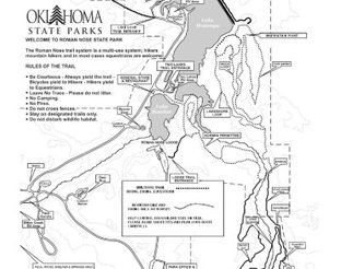 View Roman Nose State Park Trail Map