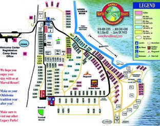 View Marval Resort Map