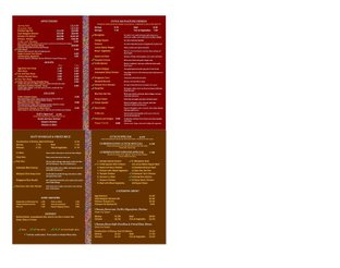 View FuWa Asian Kitchen Menu