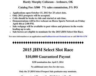 View Jackson Hall Memorial Barrel Event Sale Flyer