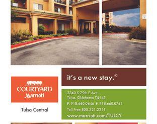 View Courtyard Marriott Tulsa Central Brochure