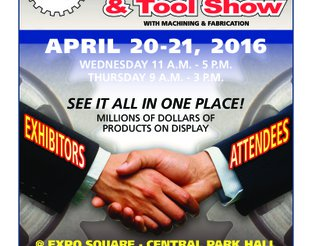 2016 Industrial & Tool Show Info