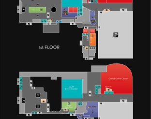 Grand Casino Map