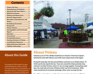Downtown Poteau Business Guide