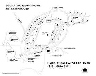 View Deep Fork Map