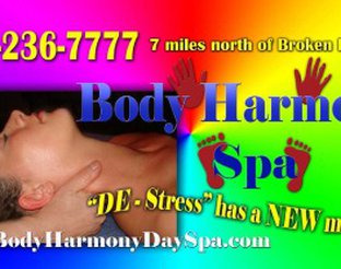 Body Harmony Billboard