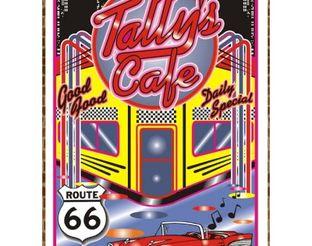View Tally's Cafe Menu