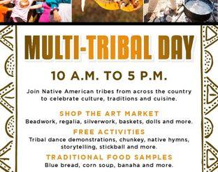 Multi-Tribal Day Flyer