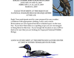 Eagle Tours & Loon Watches