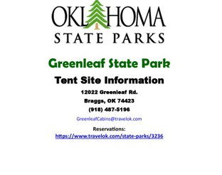 Tent Campgrounds Information