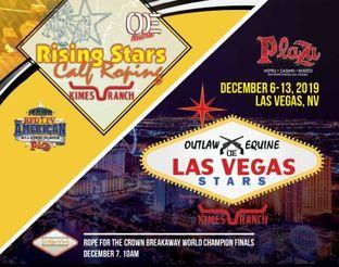 2019 Rising Stars Calf Roping Flyer