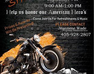 Norman Veterans Motorcycle Show 2019