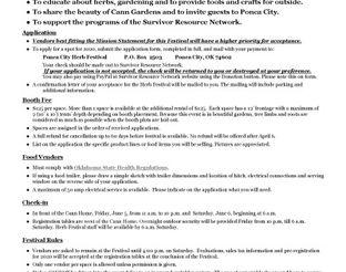 View Vendor Registration & Information
