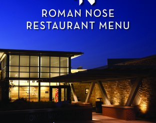 Roman Nose Restaurant Menu - Prices may vary