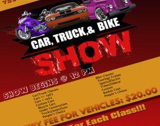 2020 Skiatook Car, Truck & Bike Show