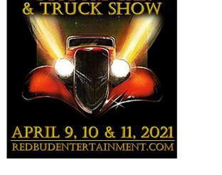 2021 Car Show Poster