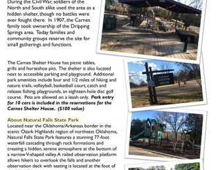 Information about the Carnes Shelter