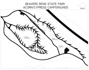 View Detailed Campground Maps
