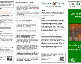 View Lake Thunderbird Hunting Brochure