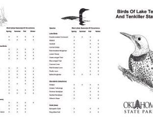 View Tenkiller Birding Guide