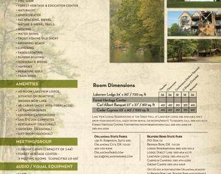 Beavers Bend Meeting Planner Info