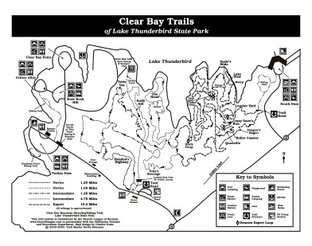 View Clear Bay Area Trail Map