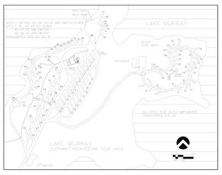 View Elephant Rock & Cedar Cove Campgrounds Map
