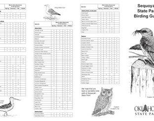 Birding Guide - Sequoyah State Park