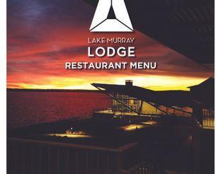 View Lake Murray Lodge Restaurant Menu