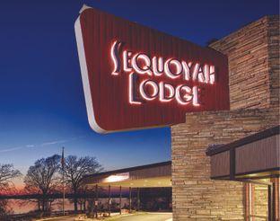Sequoyah Lodge Restaurant Menu