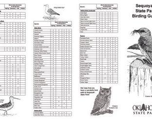Sequoyah Birding Brochure