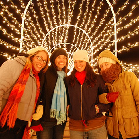 Okc Christmas Events.50 Ways To Celebrate Winter In Oklahoma Travelok Com
