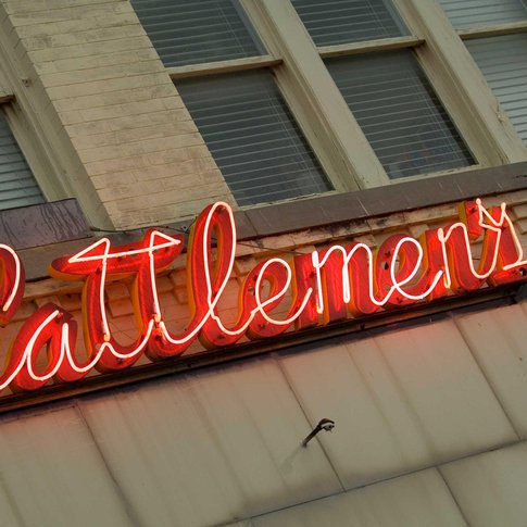 Since 1910, Cattlemen's Steakhouse has fed diners in Stockyard City, Oklahoma City.