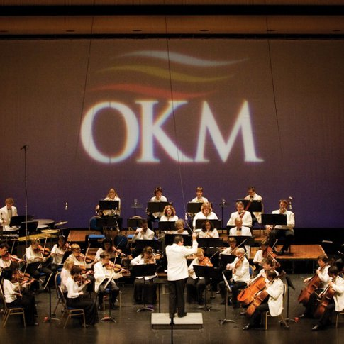 Amici New York Orchestra has been the heart of the OKM Music Festival since its beginning in 1985.