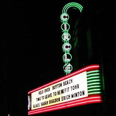 Tulsa's Circle Cinema screens independent, international and art films.