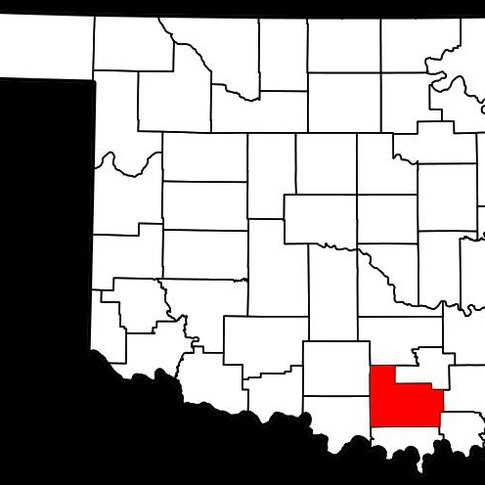 Carter County in south central Oklahoma.