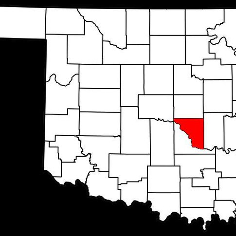 Cleveland County in central Oklahoma.