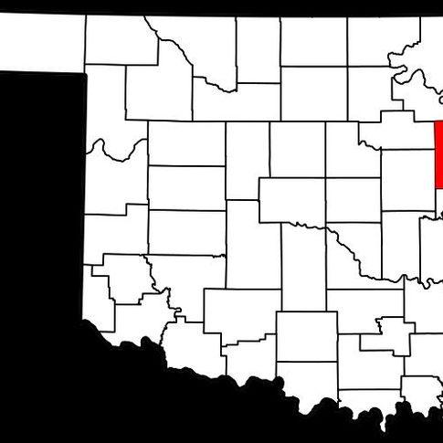 Creek County.