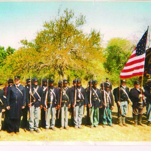 The Battle of Honey Springs was a unique Civil War conflict since the majority of soldiers on both sides were either African American or Native American.