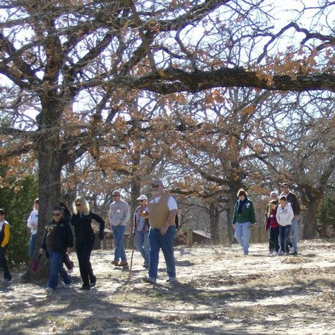Enjoy a First Day Hike at Lake Murray State Park.