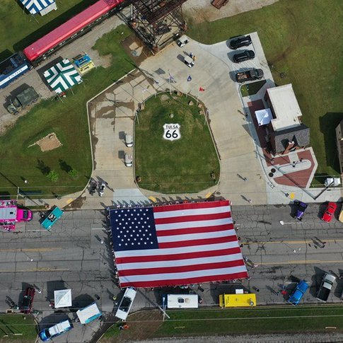 Celebrate Memorial Day at Tulsa's Route 66 PatriotFest.
