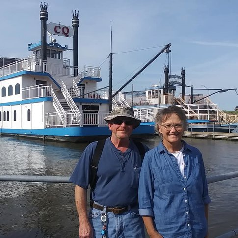 Enjoy a sightseeing cruise on the Grand Lake Queen riverboat.