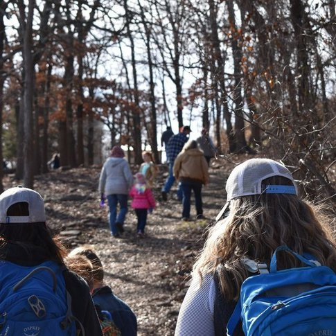 Embark on a scenic First Day Hike at the nearest Oklahoma State Parks destination.