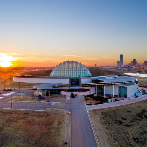 Connect with the collective histories of 39 distinctive First American Nations in Oklahoma during a visit to the First Americans Museum in Oklahoma City.