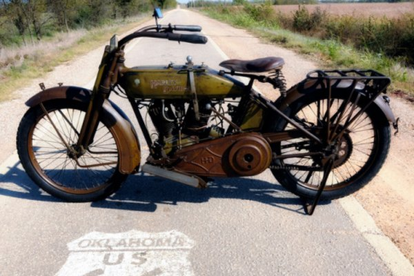 Motorcycling In Eastern Oklahoma Top Five Rides