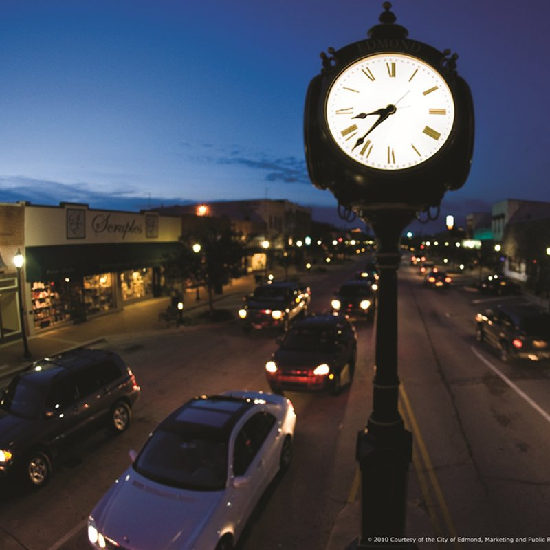 Image result for edmond oklahoma downtown